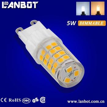 High Quality Best Price 100lm Led Light Bulb G9 Led 5w 230v Led ...