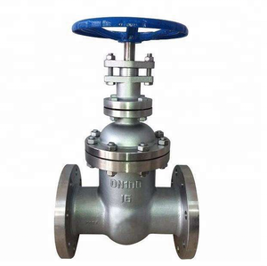 inlet valve for power plant