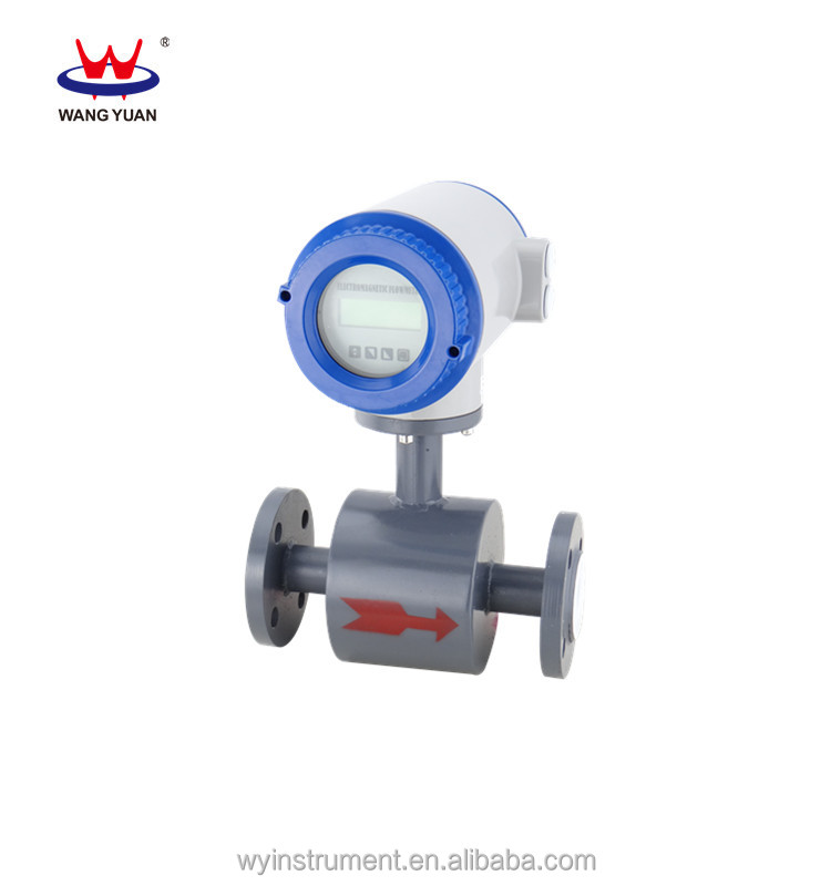 Water treatment DN100mm Electromagnetic flow meter