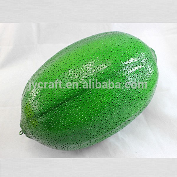 New product artificial fruit lime for decoration