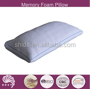 High quality of king shreded memory pillow
