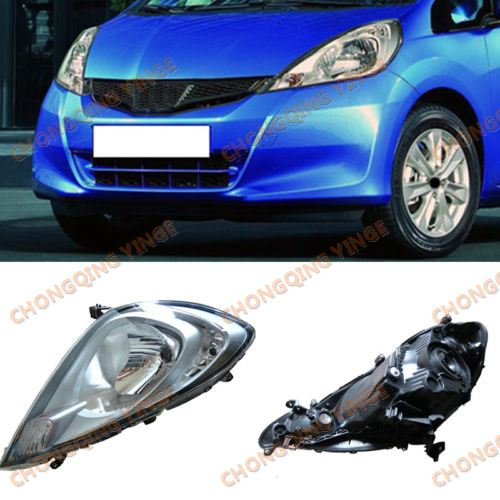 Auto Spare Parts Halogen Headlight Headlamp for Honda FIT GE6/GE8 2011-2014