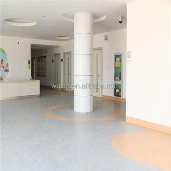 Best Price Ce Iso Sound Absorption Vinyl Linoleum Flooring For Indoor