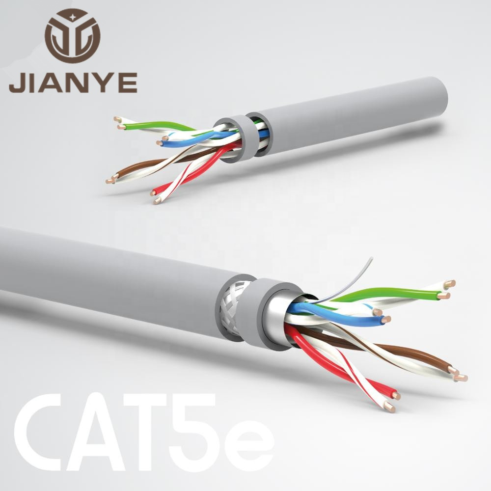 CAVO UTP 4 P CATEGORiA 5E BLANCO INTERNI 100% COBRE UNIFILAR ROLLO 305 M rotolo NORMALE kabel utp cat5 produttori