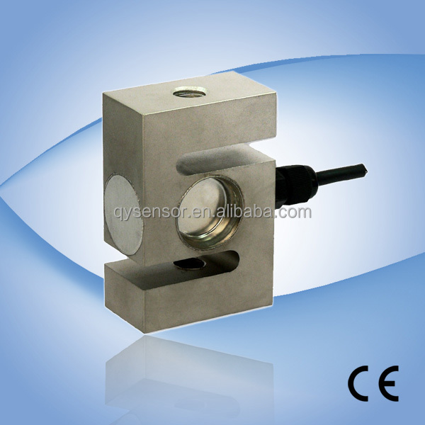 tension weight sensor S style load cell 500kg to 1000kg