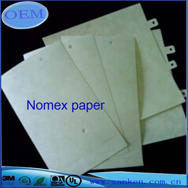 Precision Die Cut High Quality nomex paper type 410 with free sample