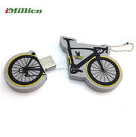 hot seller cheap price bike usb flash drives bicycle usb stick 32gig with corporate gifts promotional