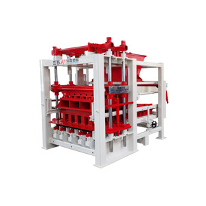 Automatic Hydraulic Pressure Color Paver Block Making Machine/Cement Brick Block Making Machine Price in Bangladesh