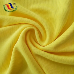 Green Breathable Decoration Functional Thick Jacquard Mesh Fabric