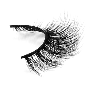 Premium Fluffy False Wholesale 3d Mink Eyelashes Private Label