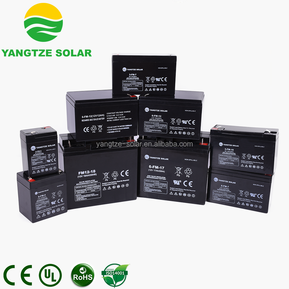 Famous brand rechargeable battery 24v 17ah