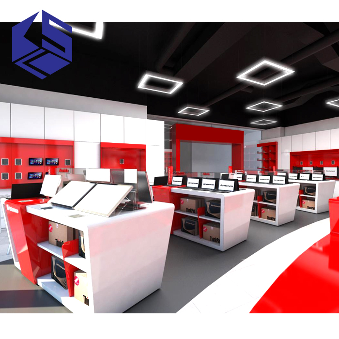 New Idea Fashion Decoration Retail Computer Shop Interior Design - Buy Shop  Decoration,Computer Display,Fashion Computer Shop Decoration Product on ...