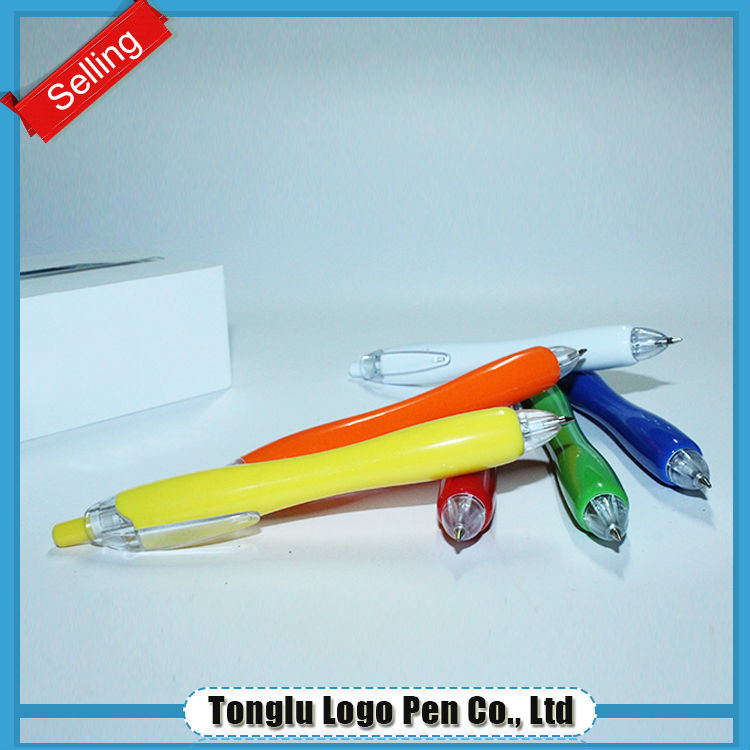 Wholesale new design environmental pen funky stationery