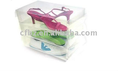 High-heeled Shoes Packaging Box