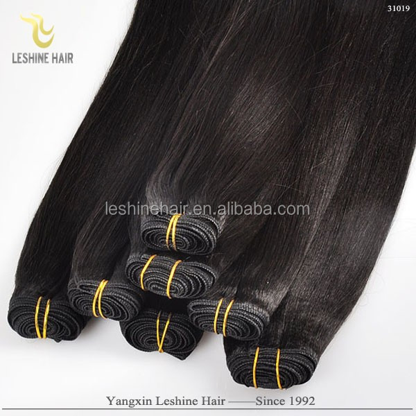 2015 Fashion Trade Assurance Fast Shipping Tangle Shedding Free 100% Human Hair Silky Yaki Perm Weave