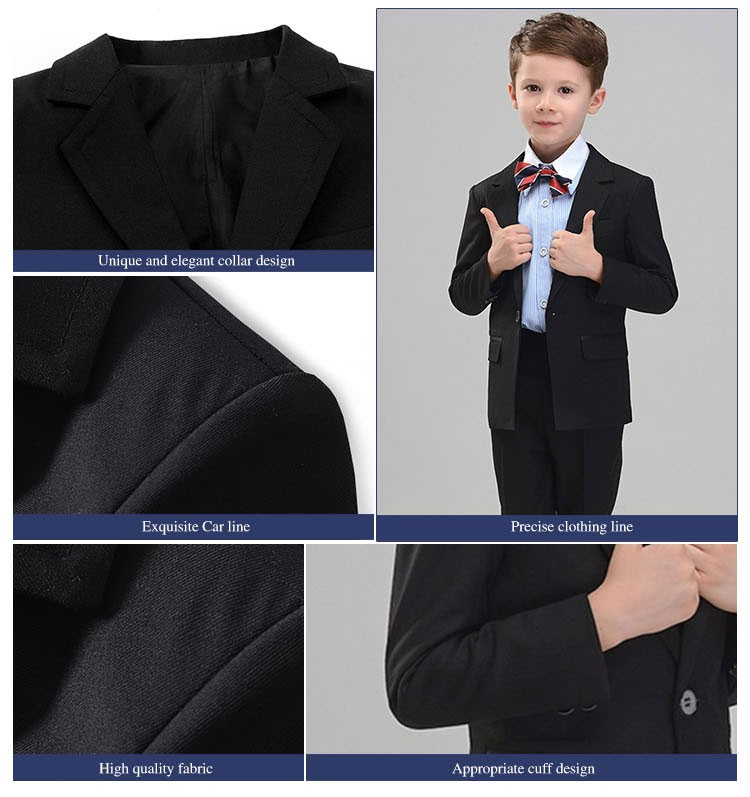 Kids Clothing Of Wholesale Handsome Boys Party / Wedding Suits ...