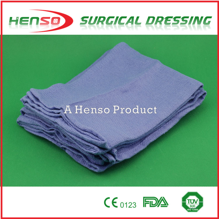 Huck Surgical Towels: Henso Surgical Huck Towel