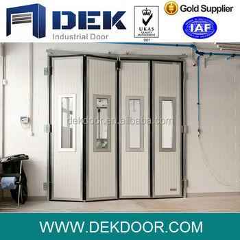 Industrial Warehouse Insulated Folding Door - Buy Industrial Ware ...