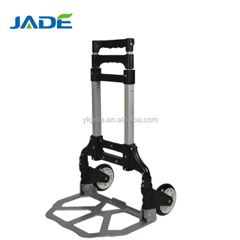 2016 Hot sales electric hand cart lightweight stair climbing hand truck easily carry small luggage cart