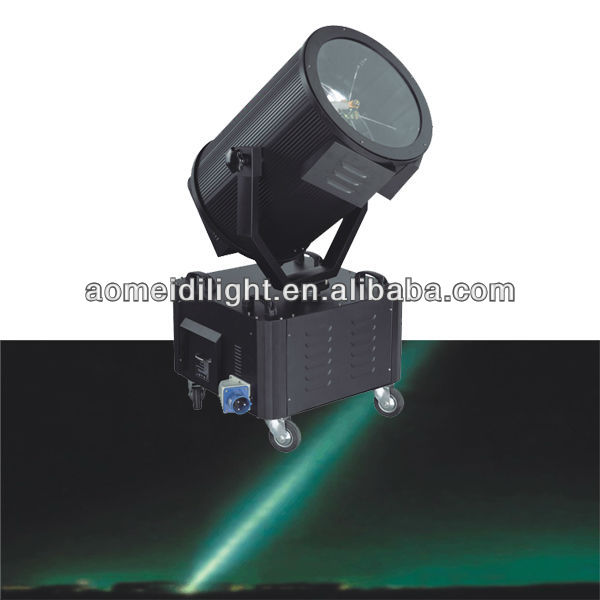 3-7KW search light/outdoor beam light/sky rose