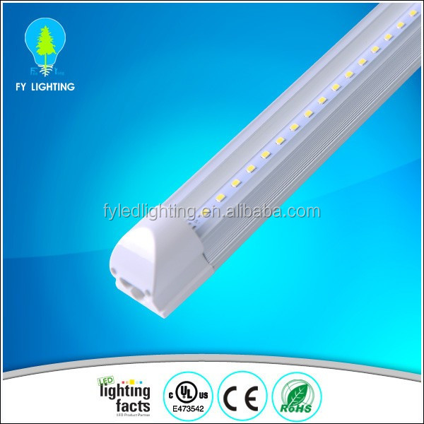 Internal driver epistar 2835led electronic t5 linkable fluorescent light ip44