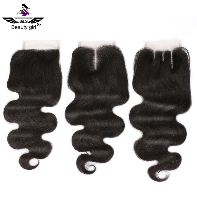 the best quality unprocessed natural raw virgin body wave with malaysian top closure human hair