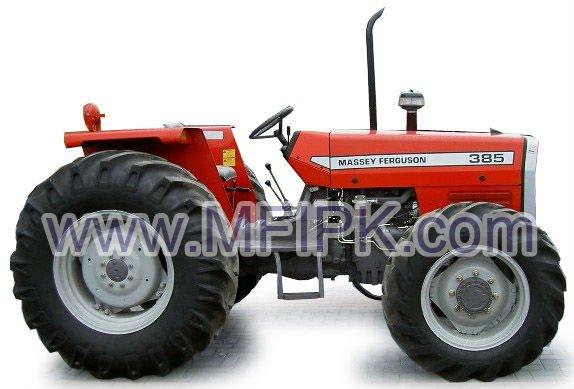Massey Ferguson Mf 385 4wd Tractor Brand New