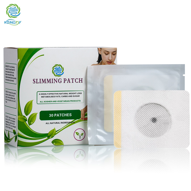 Best quality detox magnetic slim patch effective slim patch reviews for weight loss