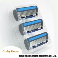 CR5135L-3R Private Label 6 blade replacement razor head