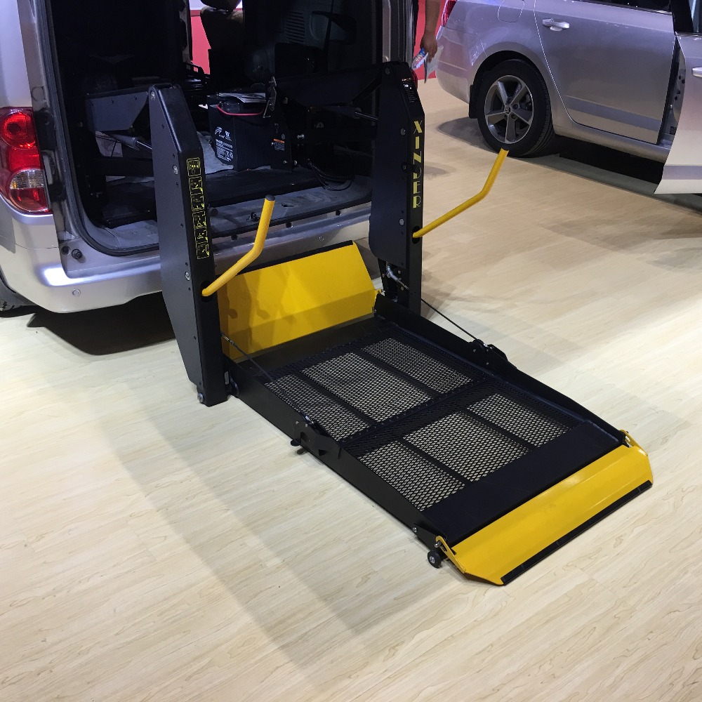 Wheelchair Lift For Car >> Wl D Hydraulic Wheelchair Lift For Welcab Vehicles For Disabled