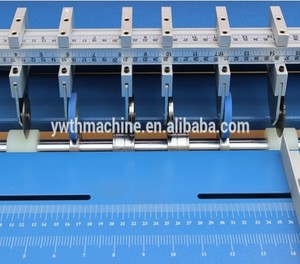 Rotary Manual Paper Perforating Machine
