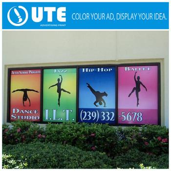 Uv printing vinyl material sliding door glass sticker decorative sticker for door