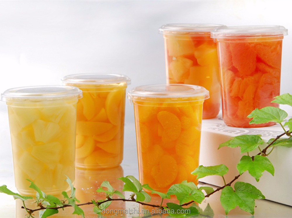 Chinese Food Wholesale Fresh Choice Just Large Fruit Salad Topping