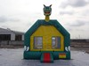 GMIF6014 china supplier enclosed inflatable dragon jumping castle for sale