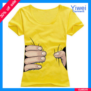 Funny Girl T Shirts Printed Design Your Own T Shirt - Buy Design ...
