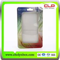 2016 new product customized cell phone case packaging box