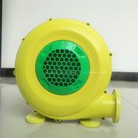 Plastic Shell electric Air Blower Pump Fan Commercial Inflatable Bouncer Blower For bouncy castle