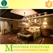 Moontree MBR-1359 baroque style bedroom furniture for sale in China