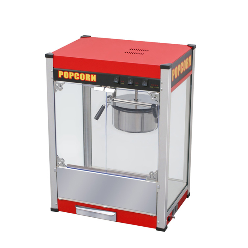 Commercial automatic sweet kettle popcorn making machine price