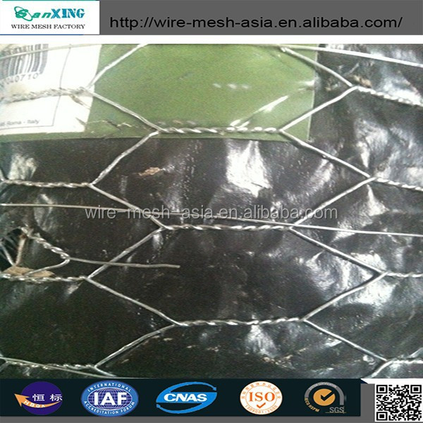 Rockfall Netting diamond wire mesh/galvanized hexagonal wire mesh