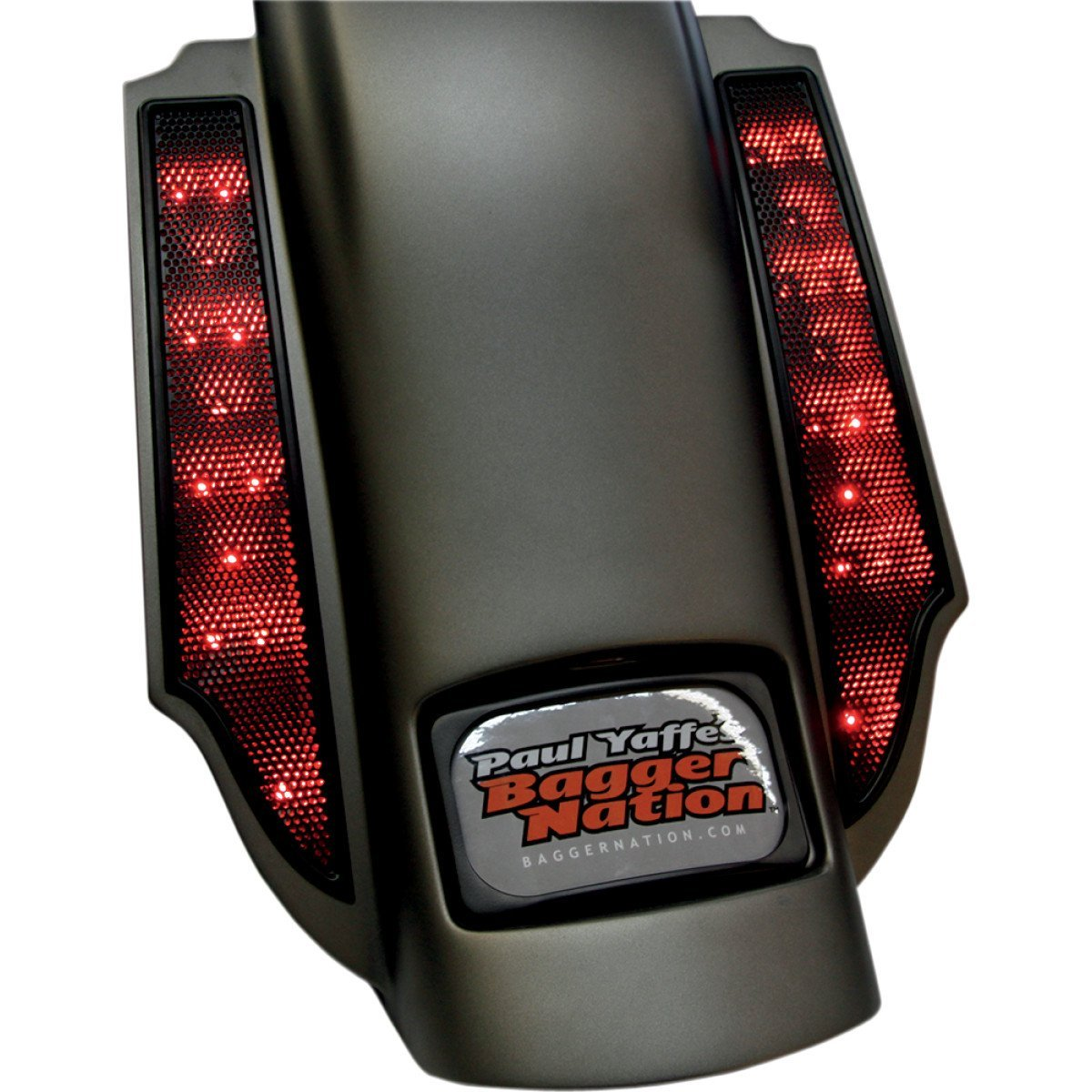 PAUL YAFFE BAGGER NATION Super Bright LED Lights Amber SBY