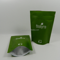 Custom Aluminum Foil Tea Sachet Customized Printing Wholesale Tea Packaging