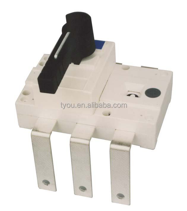 Isolting Switch Load breaker switch dual power manual changeover switch