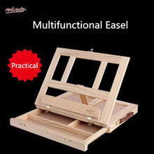 MMT ISO Certificate Moisture-proof wood menu board easel