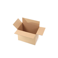 High quality 43*21*27cm corrugated cardboard box