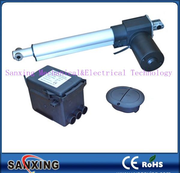 low noise 12v 24v 110v dc motor linear actuator for. Black Bedroom Furniture Sets. Home Design Ideas