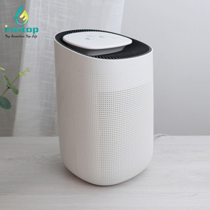 Multiple certificates 2 in 1 house air purifier micro natural small desiccant dehumidifier