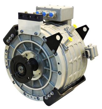 Automotive Ac Electric Vehicle Motor Car Engine Controller Truck Van Cargo Ip67