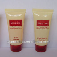 25ml best smoothing yellow bottle hotel guest soap shampoo and bath gel
