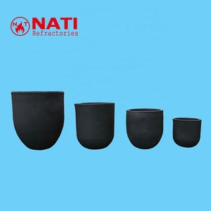 NAIT Clay Graphite Crucible for Foundry and Casting